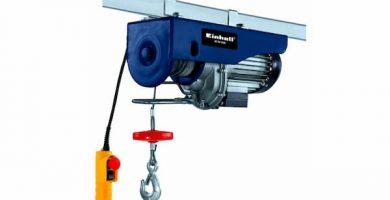 Einhell BT-EH 500 - Polipasto eléctrico